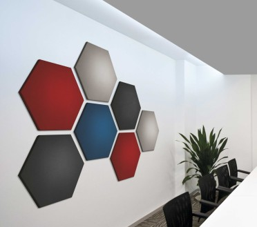 PANELLS DE FORBO HEXAGONALS