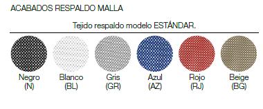 COLORS DE LA MALLA